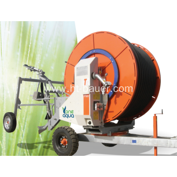 Aquajet 75-300TX hose reel Sprinkler irrigation Model